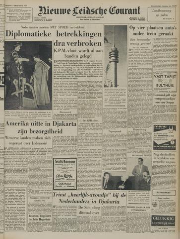 Nieuwe Leidsche Courant 1957-12-06