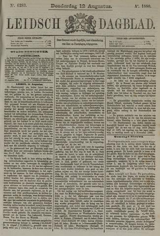 Leidsch Dagblad 1880-08-12