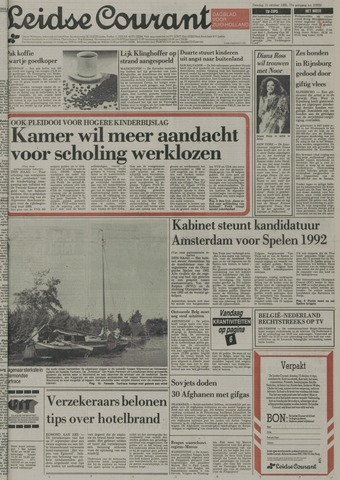 Leidse Courant 1985-10-15