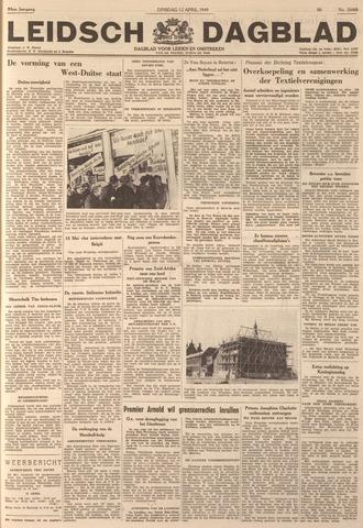 Leidsch Dagblad 1949-04-12