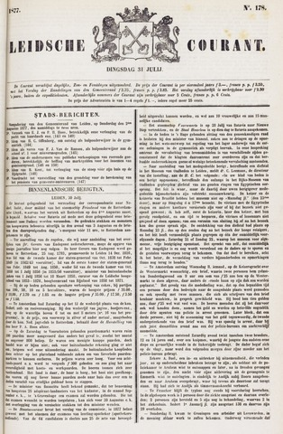 Leydse Courant 1877-07-31