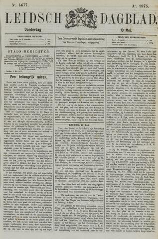 Leidsch Dagblad 1875-05-13