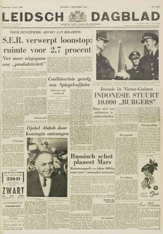 Leidsch Dagblad 1962-11-02