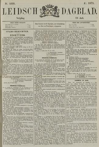 Leidsch Dagblad 1873-07-18