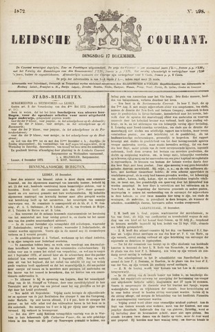 Leydse Courant 1872-12-17