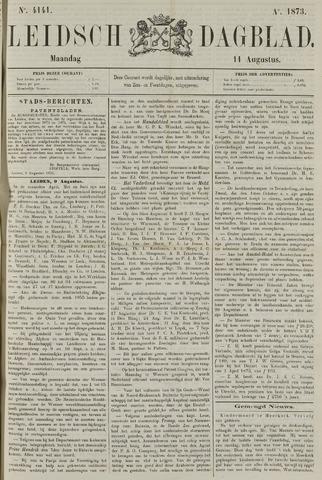 Leidsch Dagblad 1873-08-11