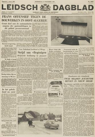 Leidsch Dagblad 1959-12-10