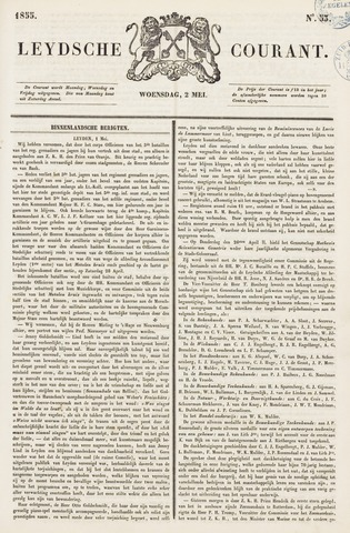 Leydse Courant 1855-05-02