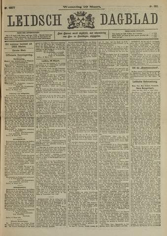 Leidsch Dagblad 1911-03-29