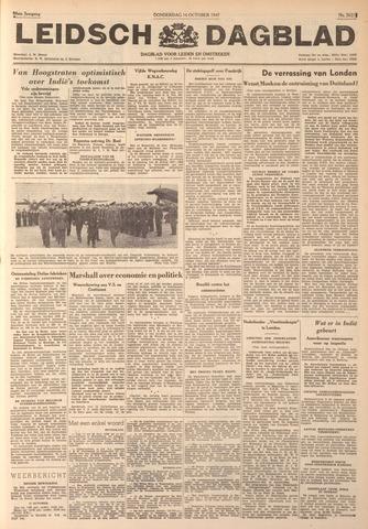 Leidsch Dagblad 1947-10-16
