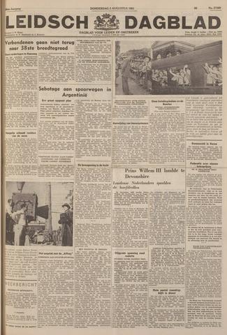 Leidsch Dagblad 1951-08-02