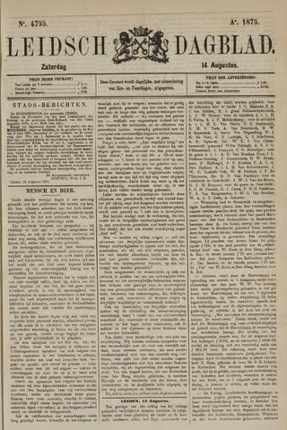 Leidsch Dagblad 1875-08-14
