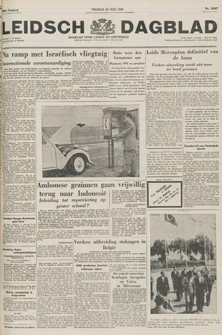 Leidsch Dagblad 1955-07-29