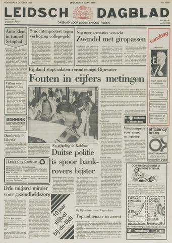Leidsch Dagblad 1982-10-06