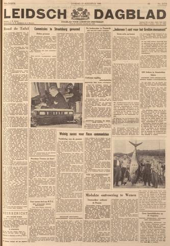 Leidsch Dagblad 1949-08-23