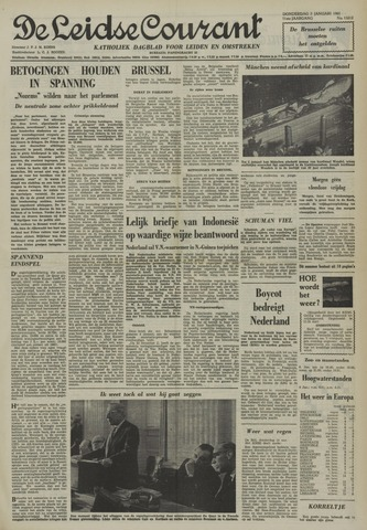 Leidse Courant 1961-01-05