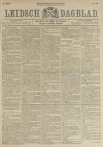 Leidsch Dagblad 1901-02-14