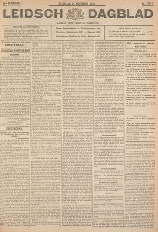 Leidsch Dagblad 1928-11-24