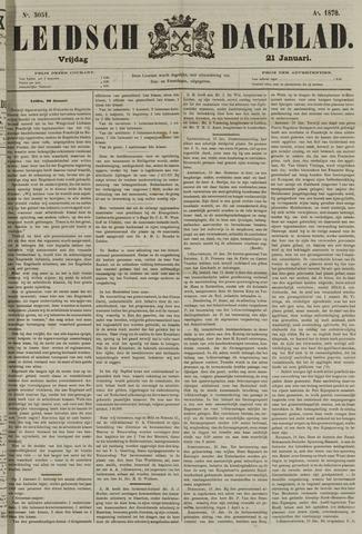 Leidsch Dagblad 1870-01-21