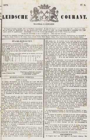 Leydse Courant 1872-01-08