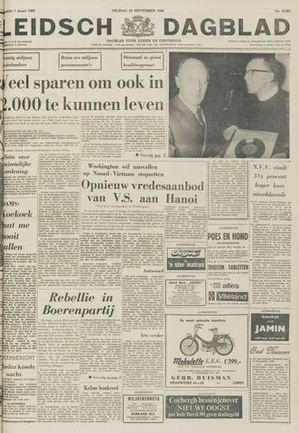 Leidsch Dagblad 1966-09-23