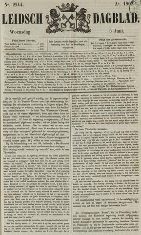Leidsch Dagblad 1867-06-05