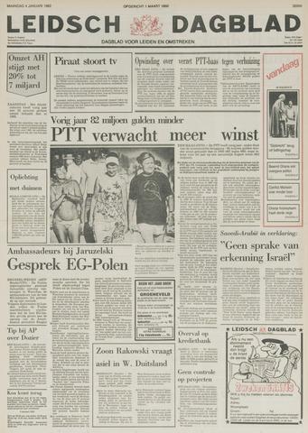Leidsch Dagblad 1982-01-04