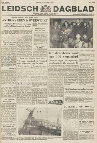 Leidsch Dagblad 1956-11-20