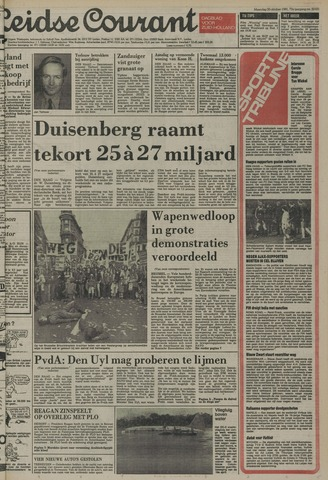 Leidse Courant 1981-10-26