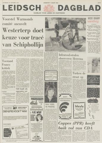 Leidsch Dagblad 1975-10-25