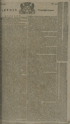 Leydse Courant 1744-12-23