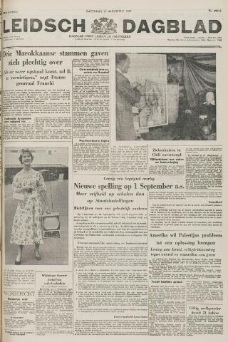 Leidsch Dagblad 1955-08-27