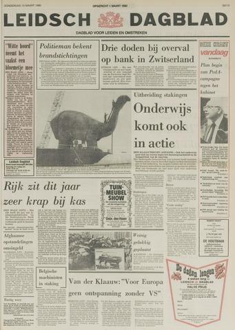 Leidsch Dagblad 1980-03-13