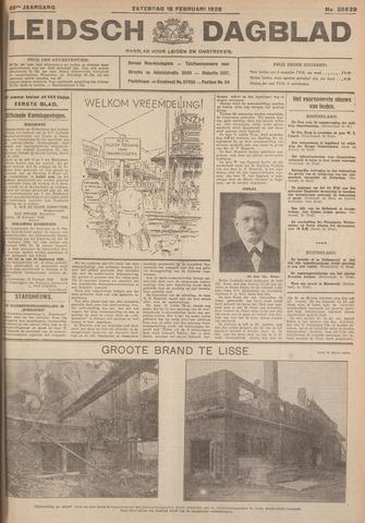 Leidsch Dagblad 1928-02-18
