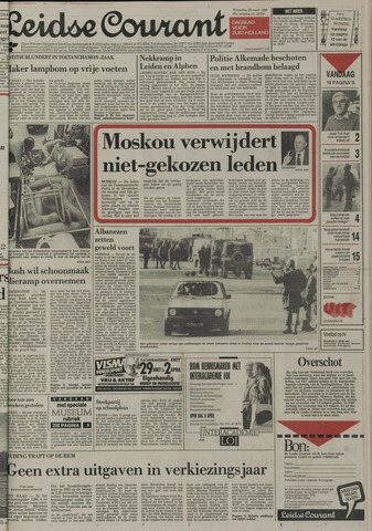 Leidse Courant 1989-03-29