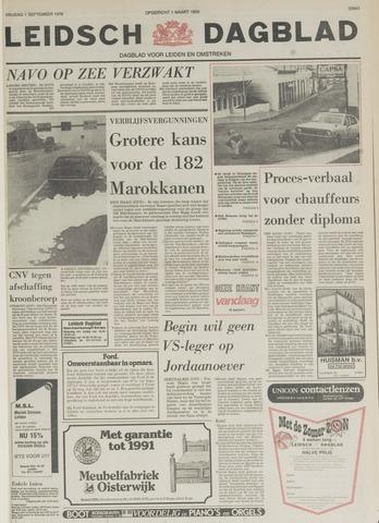 Leidsch Dagblad 1978-09-01