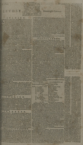 Leydse Courant 1744-10-12