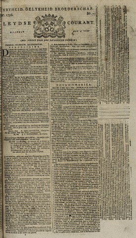 Leydse Courant 1796-06-27