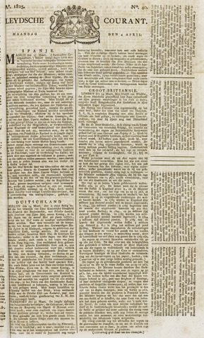 Leydse Courant 1825-04-04
