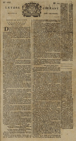 Leydse Courant 1807-09-07