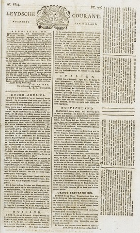 Leydse Courant 1824-03-17