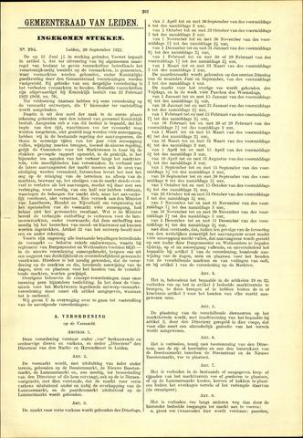 Handelingen van de Raad 1922-09-20