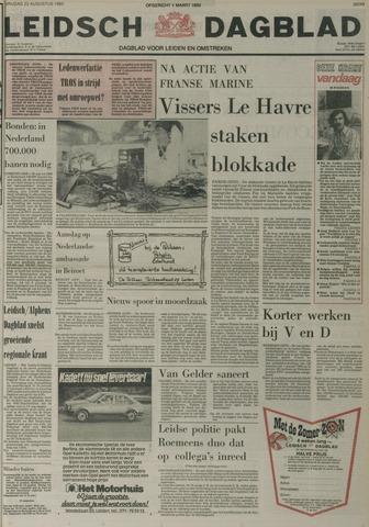 Leidsch Dagblad 1980-08-22
