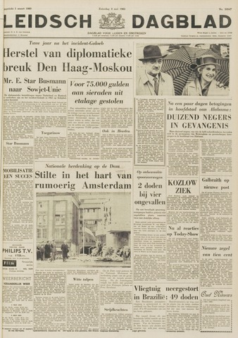 Leidsch Dagblad 1963-05-04