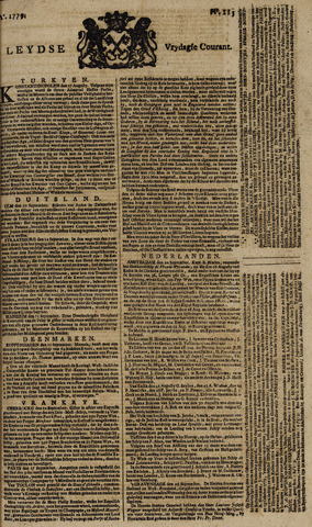 Leydse Courant 1779-09-24