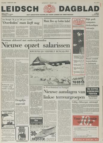 Leidsch Dagblad 1985-02-01