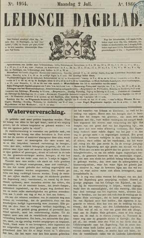 Leidsch Dagblad 1866-07-02