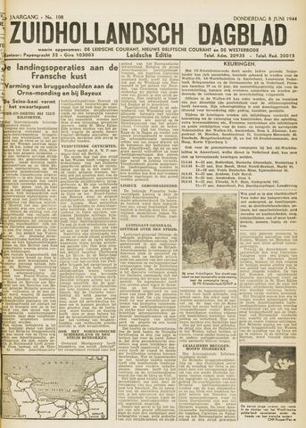 Zuidhollandsch Dagblad 1944-06-08
