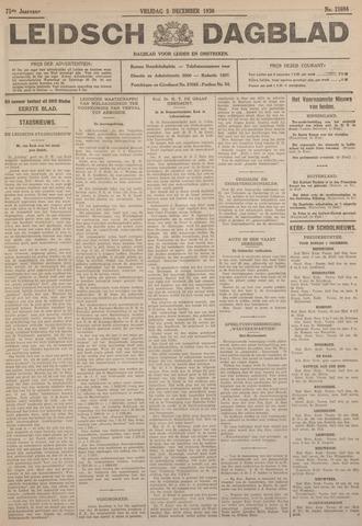 Leidsch Dagblad 1930-12-05