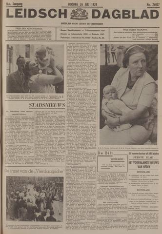Leidsch Dagblad 1938-07-26